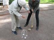 thumbs img 1951 В Петродворце начали изучать игру в крокет