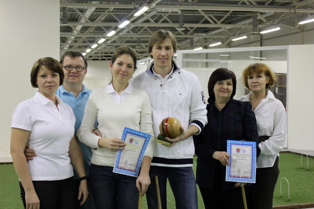 IMG 4770 Открытый Командный Чемпионат Санкт – Петербурга 2012 года по классическому крокету. Итоги